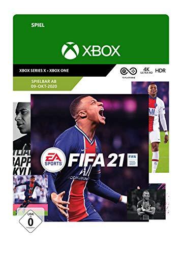 FIFA 21 Standard Xbox One - Download Code [inkl. kostenlosem Upgrade auf Xbox Series X]