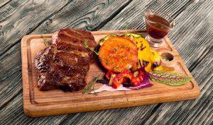 So muss ein Steak aussehen